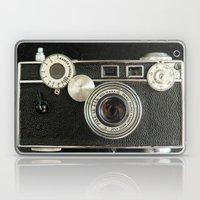 Vintage Range Finder Cam… Laptop & iPad Skin
