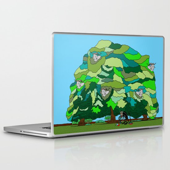 """Fade"" by Steven Fiche Laptop & iPad Skin"
