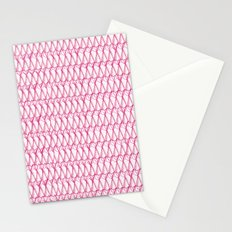 Pink pattern Stationery Cards