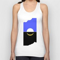 The Sun And Moon Unisex Tank Top