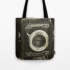 1949 Century Graphic Camera Tote Bag