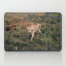 Lone Lion. iPad Case
