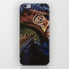 Giant Pacific Octopus iPhone & iPod Skin