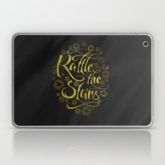 Rattle the Stars (Black) Laptop & iPad Skin