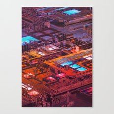 MICRON (everyday 03.31.16) Canvas Print