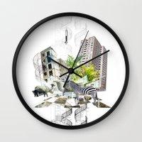 ZEB Wall Clock