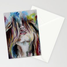 Haircolor (Study) Stationery Cards