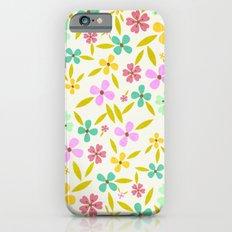 Vintage Spring Slim Case iPhone 6s