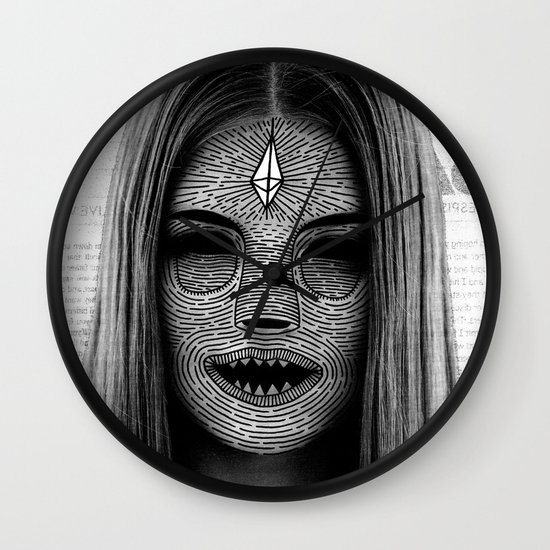 Cosmic Model Wall Clock