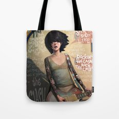 Rock The Casbah Tote Bag