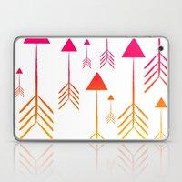 Always on the Rise (summer arrows) Laptop & iPad Skin