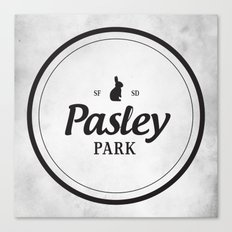 Pasley Park Canvas Print