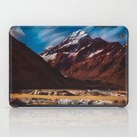 South Island Glacier iPad Case