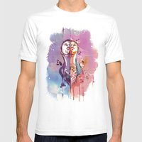 Inheritance Mens Fitted Tee White SMALL