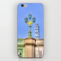 Westminster Bridge And T… iPhone & iPod Skin