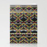 Pattern DNA Stationery Cards