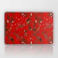 Monkey World Red Laptop & iPad Skin