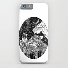 Fleeing Skeleton Slim Case iPhone 6s