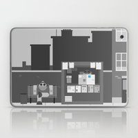 Another Grey Day Laptop & iPad Skin