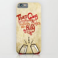 iPhone & iPod Case featuring Chick Magnet by Cloz000