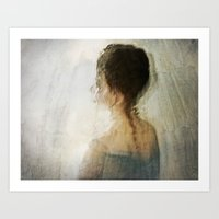 The Beckoning Of Afterth… Art Print