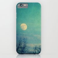 iPhone & iPod Case featuring Ice Moon by Claudia Drossert