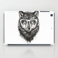 Who's your granny? (b&w) iPad Case