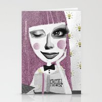 I Think Therefore I Am..… Stationery Cards