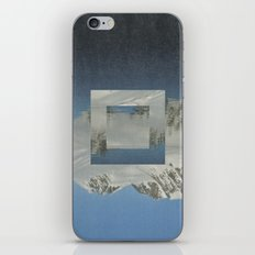 Magdalenefjord iPhone & iPod Skin