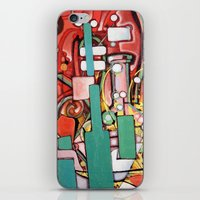 Block Science iPhone & iPod Skin