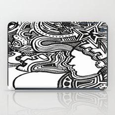 Techno iPad Case