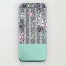 Flower Play Slim Case iPhone 6s