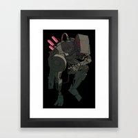 HUGE Bot Framed Art Print