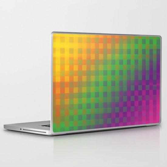 Color Check!  Laptop & iPad Skin