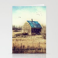 Interlude in Blue Stationery Cards