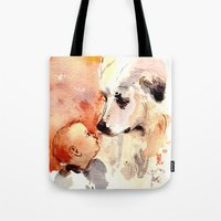 Nose To Snout Tote Bag
