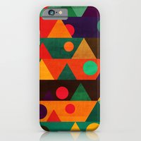 iPhone & iPod Case featuring The moon phase by Budi Kwan