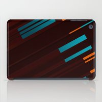 Canopus Blue Orange iPad Case