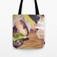 Bookish 04 Tote Bag