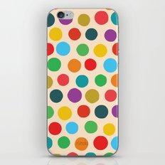 Circles Circle iPhone & iPod Skin