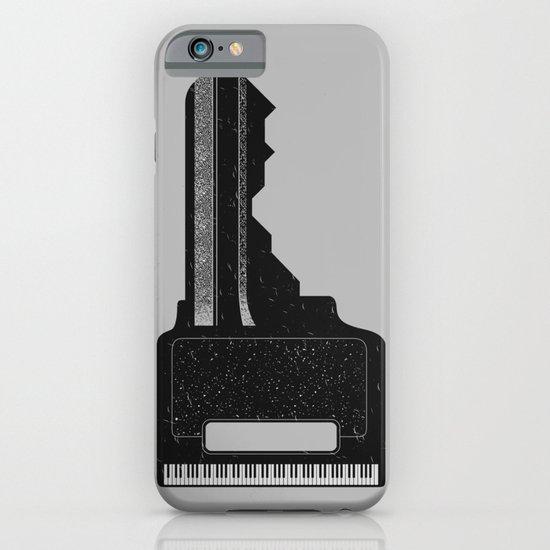 Piano Key. iPhone & iPod Case