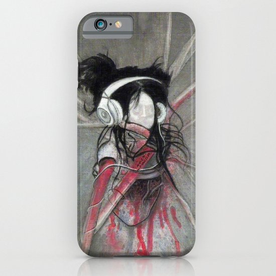 I love music iPhone & iPod Case