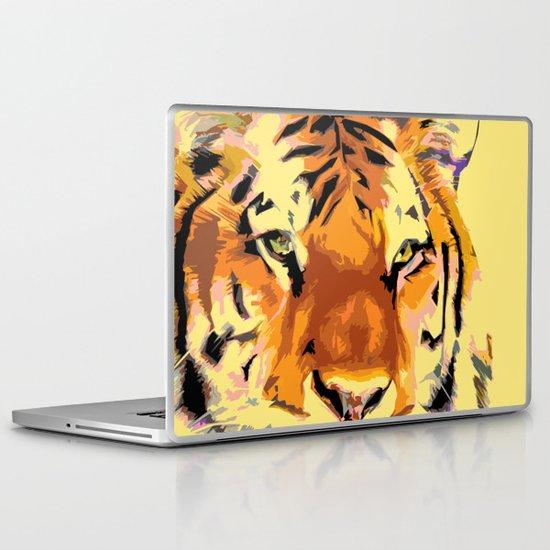 My Tiger Laptop & iPad Skin