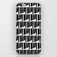 Westfranke Black & White… iPhone & iPod Skin