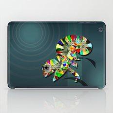 Time Portal iPad Case