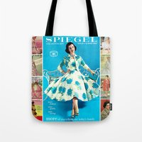 1958 Spring/Summer Spieg… Tote Bag