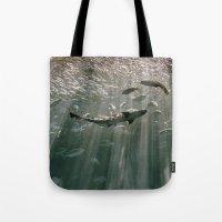 Deep Secret Tote Bag
