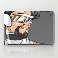 Pale Shadow iPad Case