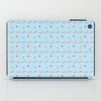 candy pattern iPad Case