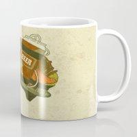 Born To Party Mug